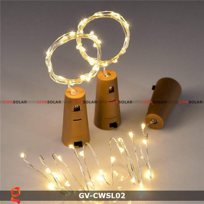 Dây led nút chai trang trí tiệc GV-CWSL02 3