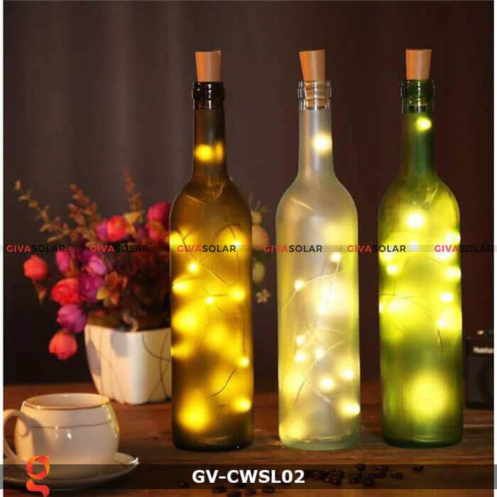 Dây led nút chai trang trí tiệc GV-CWSL02 4