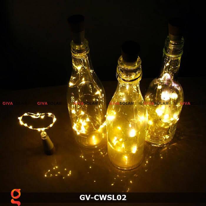 Dây led nút chai trang trí tiệc GV-CWSL02 6