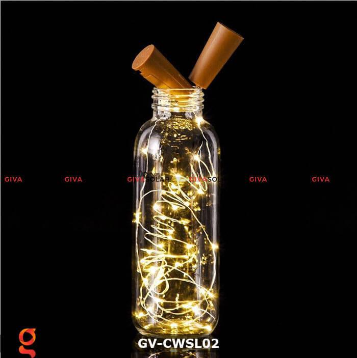 Dây led nút chai trang trí tiệc GV-CWSL02 8