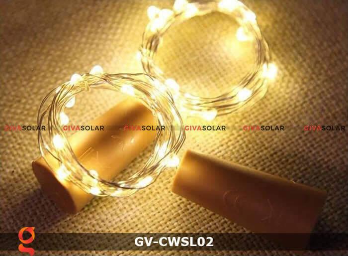 Dây led nút chai trang trí tiệc GV-CWSL02 9
