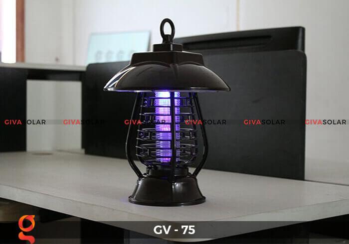 Đèn bắt côn trùng năng lượng mặt trời GV-75 14