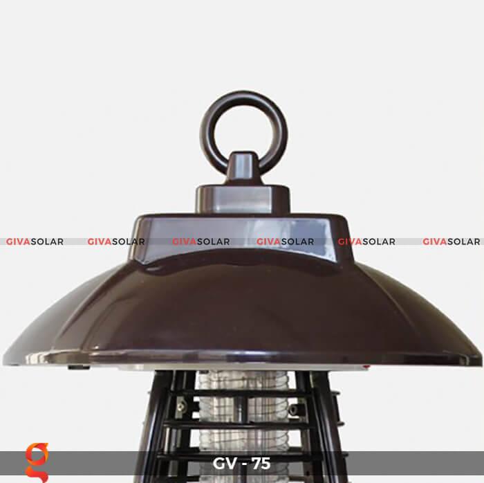 Đèn bắt côn trùng năng lượng mặt trời GV-75 17