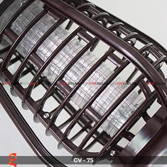 Đèn bắt côn trùng năng lượng mặt trời GV-75 19