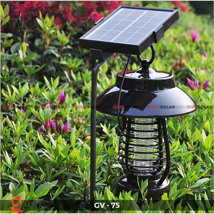 Đèn bắt côn trùng năng lượng mặt trời GV-75 5