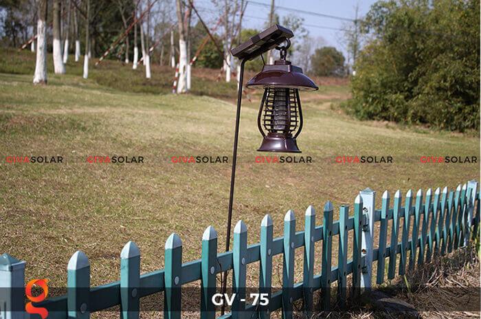 Đèn bắt côn trùng năng lượng mặt trời GV-75 6