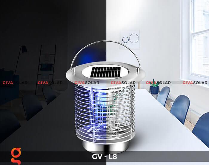 Đèn diệt côn trùng năng lượng mặt trời GV-L8 10