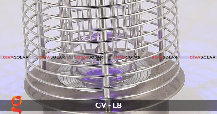 Đèn diệt côn trùng năng lượng mặt trời GV-L8 17