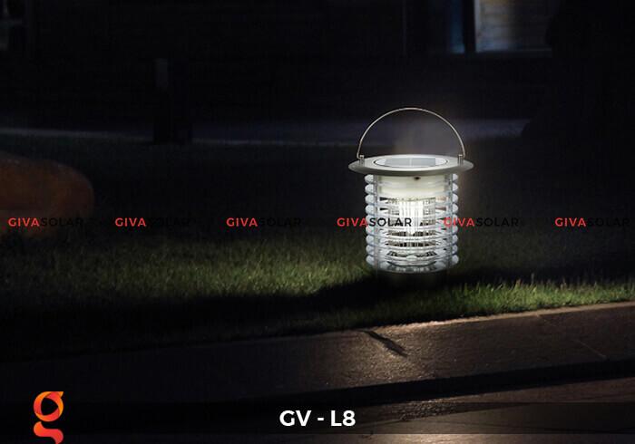 Đèn diệt côn trùng năng lượng mặt trời GV-L8 5