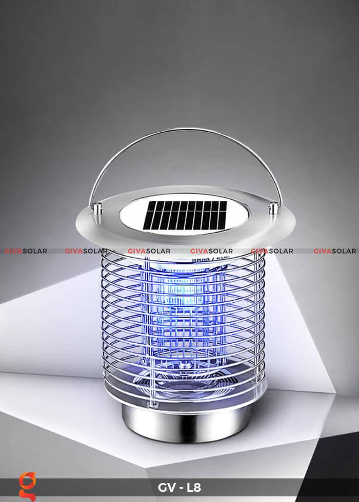 Đèn diệt côn trùng năng lượng mặt trời GV-L8 8