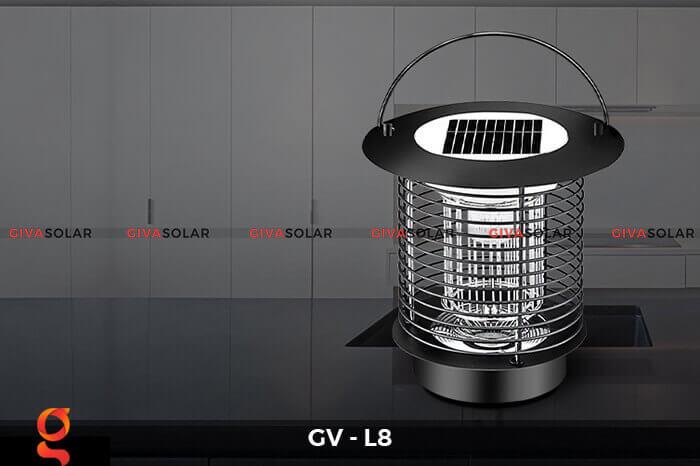 Đèn diệt côn trùng năng lượng mặt trời GV-L8 9