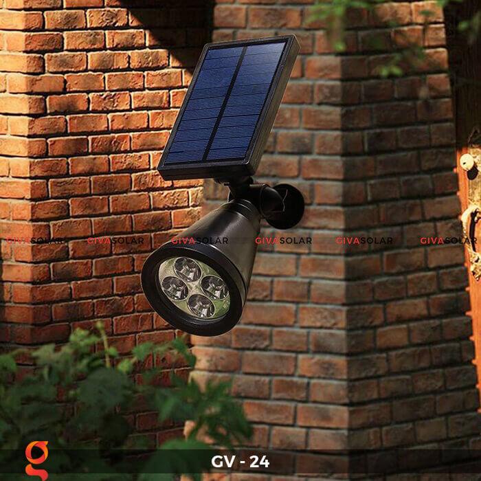 Đèn cắm thảm cỏ năng lượng mặt trời GV-24 2W 13