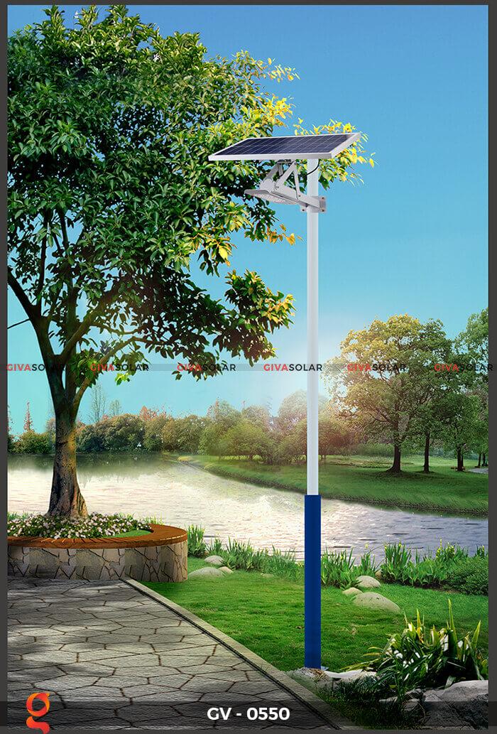 Đèn đường năng lượng mặt trời GV-0550 1