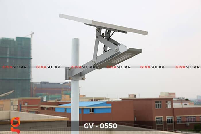 Đèn đường năng lượng mặt trời GV-0550 10