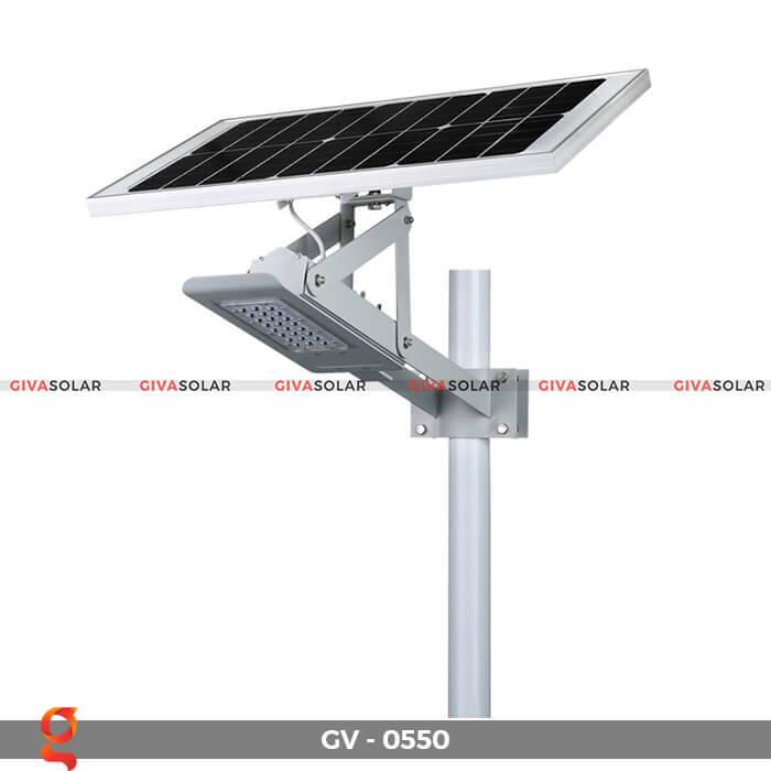 Đèn đường năng lượng mặt trời GV-0550 12