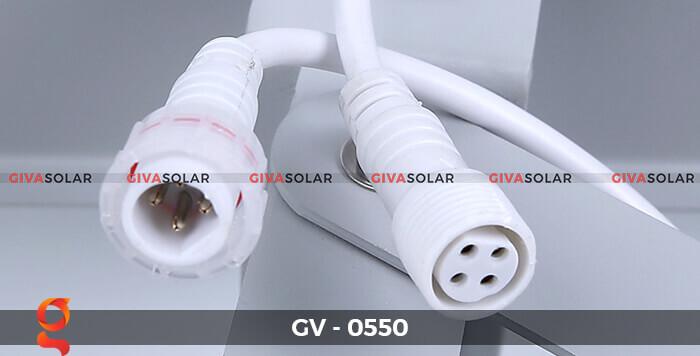 Đèn đường năng lượng mặt trời GV-0550 15