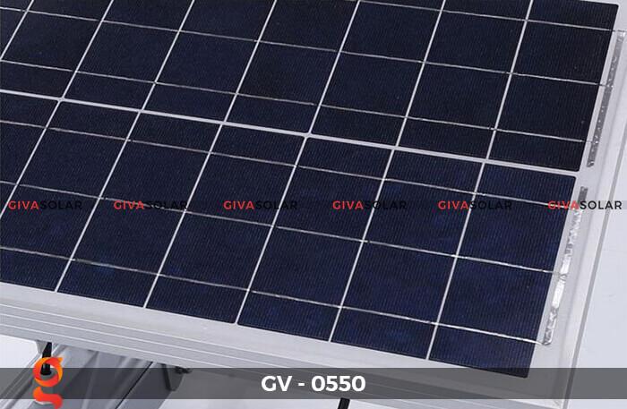 Đèn đường năng lượng mặt trời GV-0550 16
