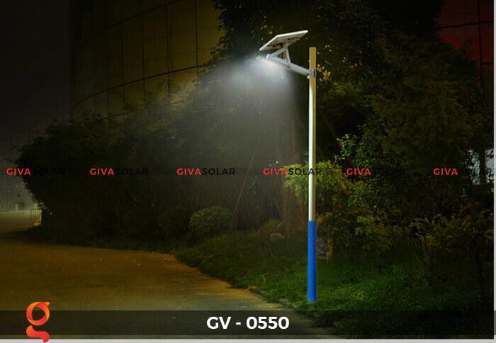 Đèn đường năng lượng mặt trời GV-0550 5