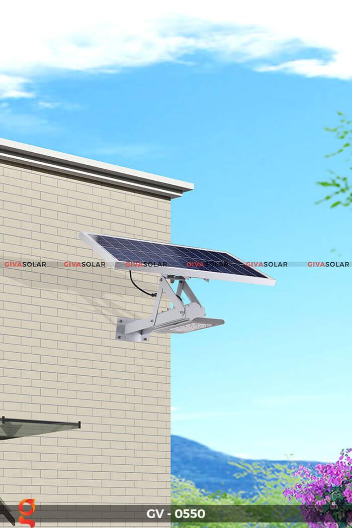 Đèn đường năng lượng mặt trời GV-0550 7