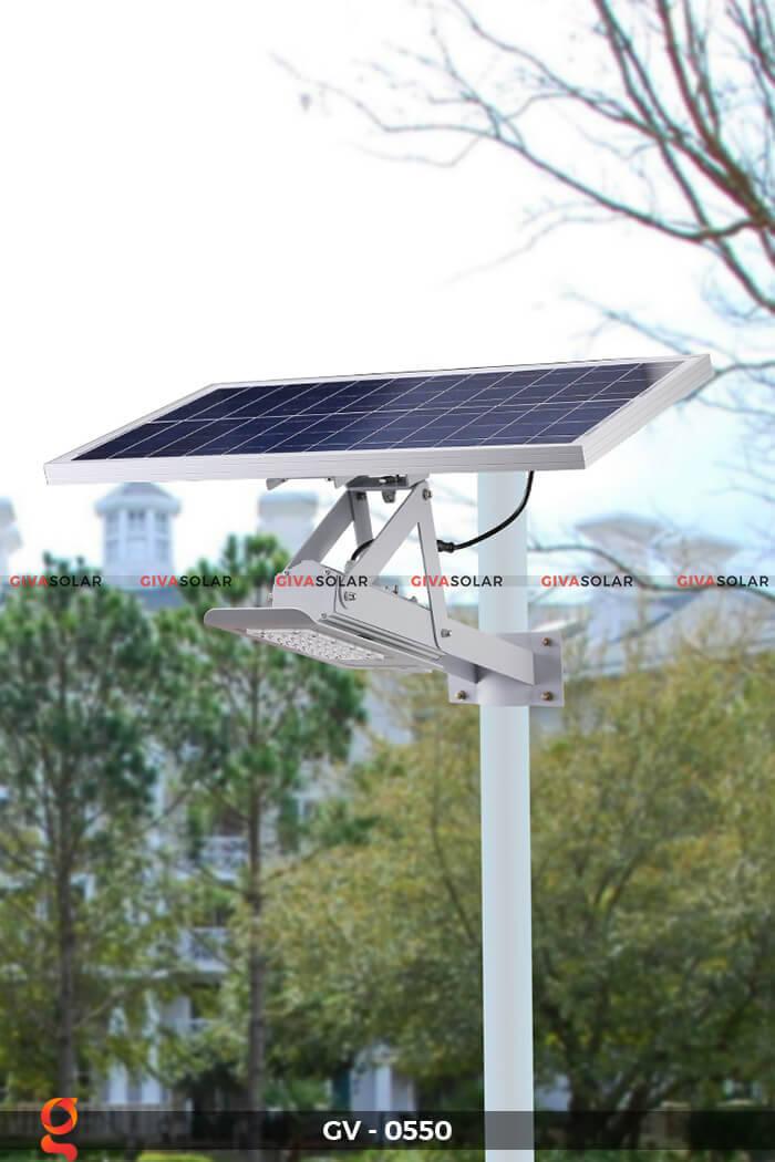 Đèn đường năng lượng mặt trời GV-0550 8
