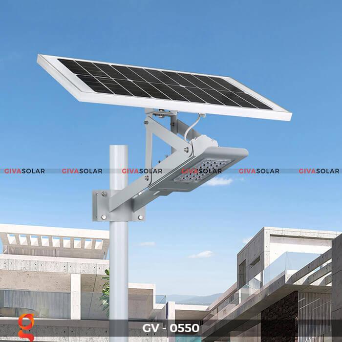 Đèn đường năng lượng mặt trời GV-0550 9
