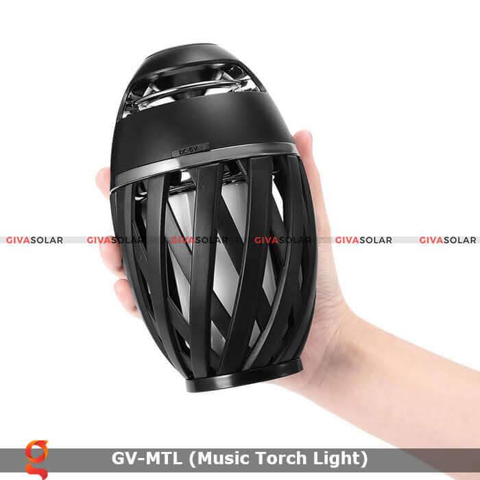 Đèn hiệu ứng ngọn lửa GV-MTL có loabluetooth 10