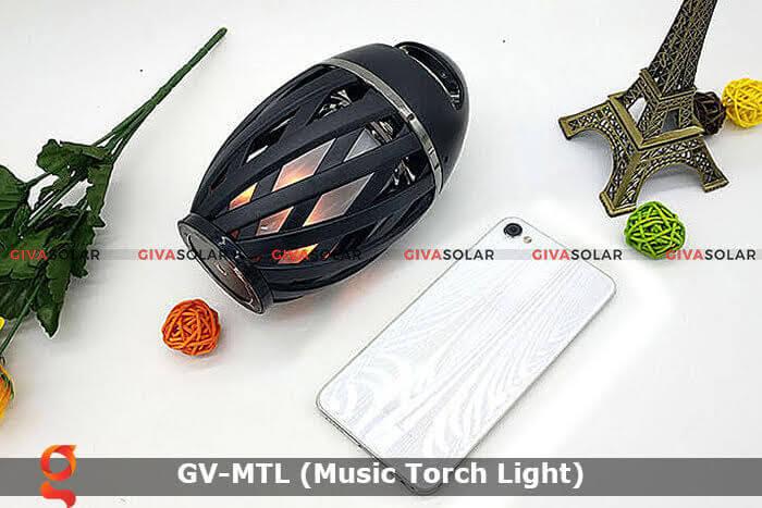 Đèn hiệu ứng ngọn lửa GV-MTL có loabluetooth 13