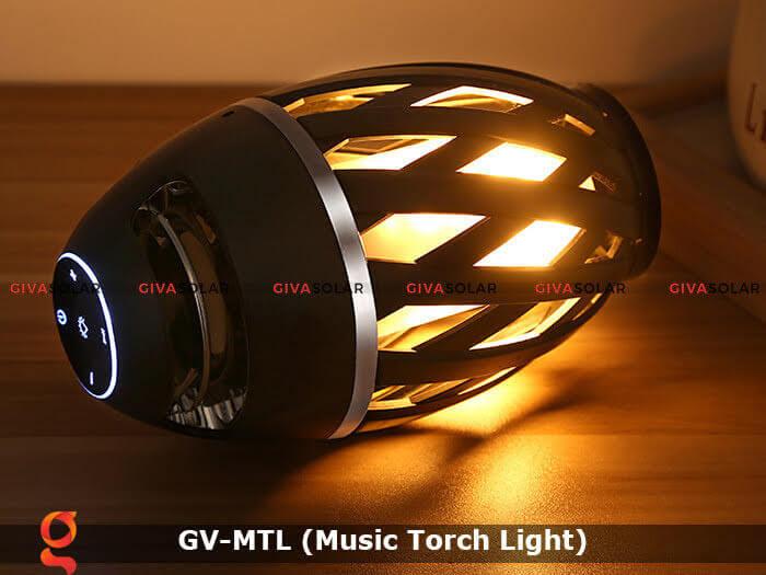 Đèn hiệu ứng ngọn lửa GV-MTL có loabluetooth 15