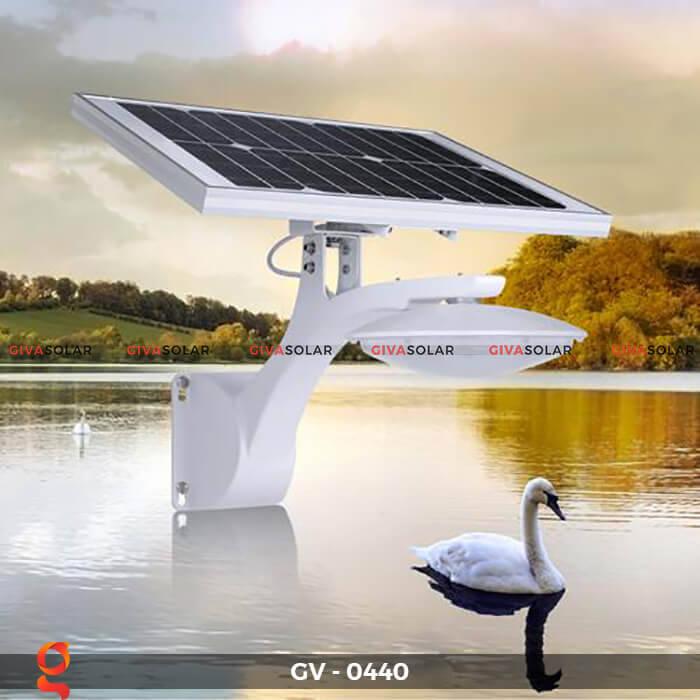 Đèn chiếu sáng đường năng lượng mặt trời GV-0440 11