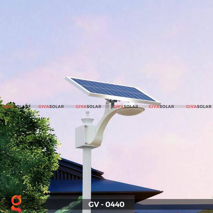 Đèn chiếu sáng đường năng lượng mặt trời GV-0440 12