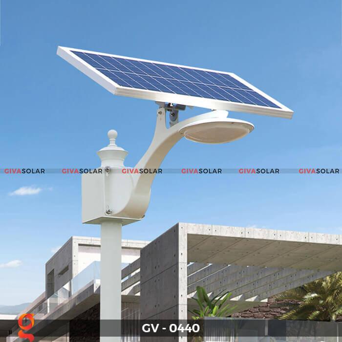 Đèn chiếu sáng đường năng lượng mặt trời GV-0440 13