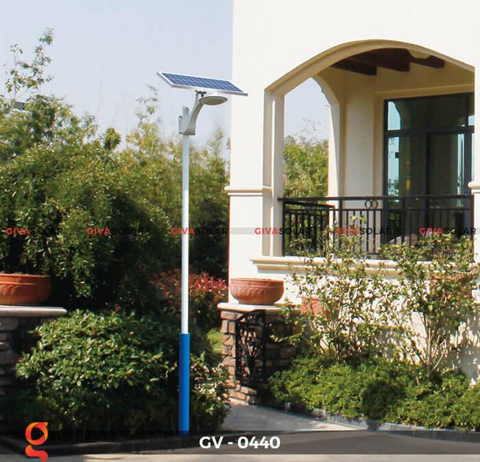 Đèn chiếu sáng đường năng lượng mặt trời GV-0440 9