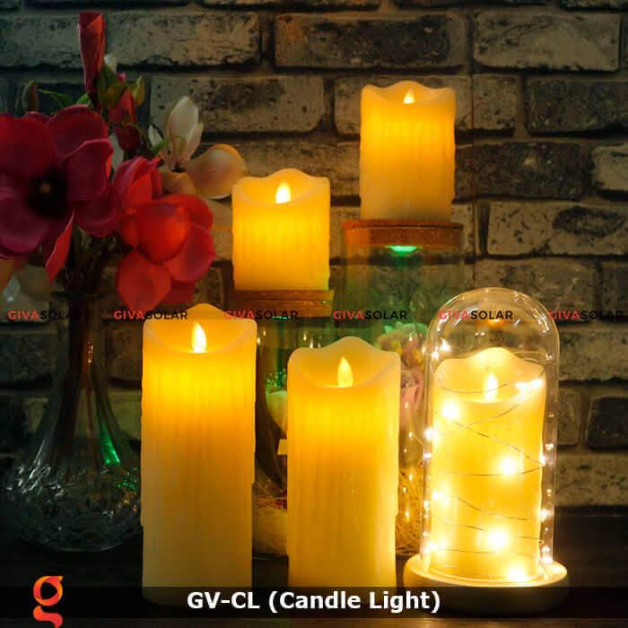 Đèn LED nến trang trí sự kiện GV-CL 8