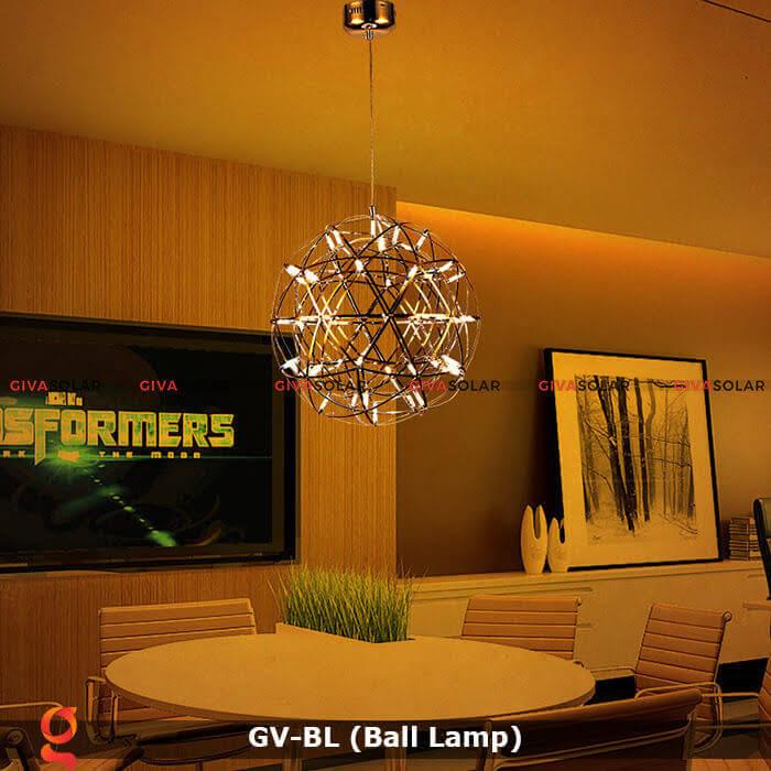 Đèn LED quả cầu trang trí tiệc sự kiện GV-BL 1