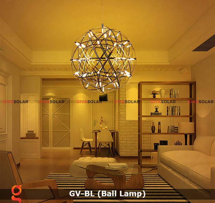 Đèn LED quả cầu trang trí tiệc sự kiện GV-BL 14