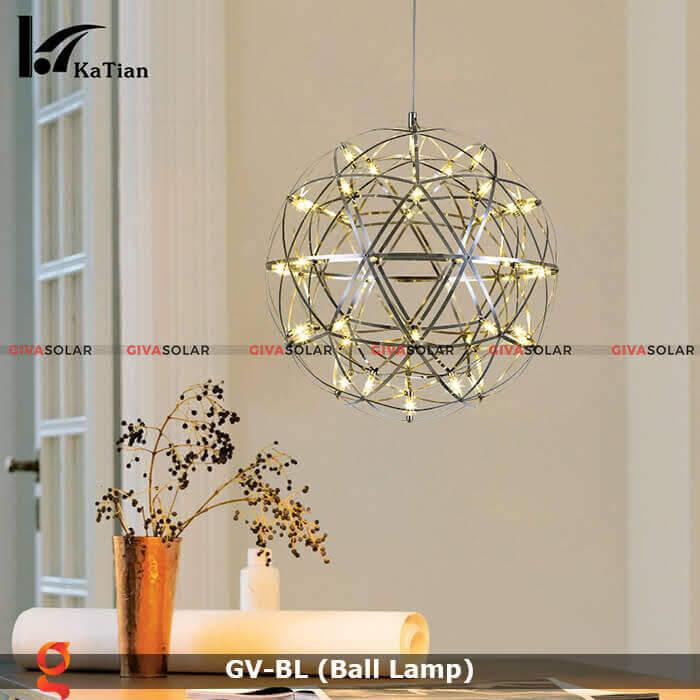 Đèn LED quả cầu trang trí tiệc sự kiện GV-BL 4