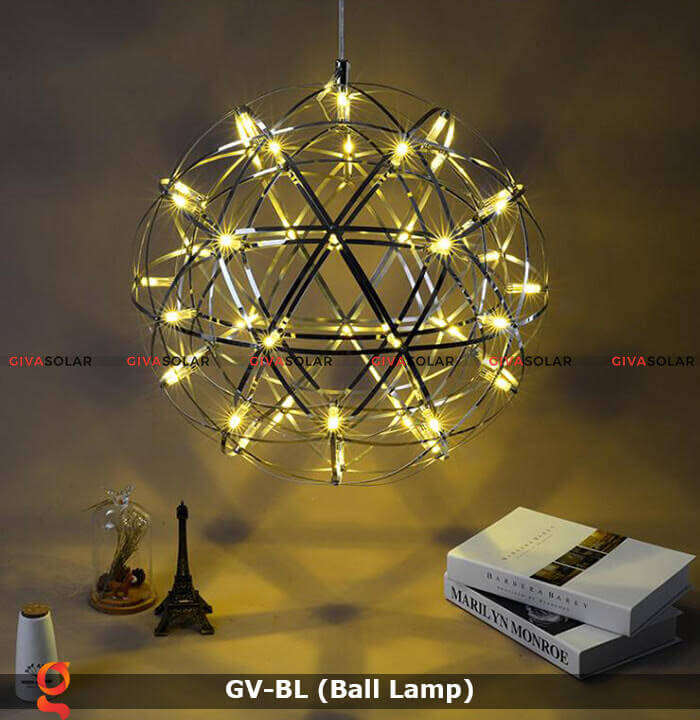 Đèn LED quả cầu trang trí tiệc sự kiện GV-BL 5