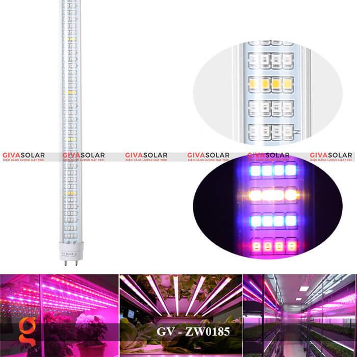 Đèn Led quang hợp ống tuýp GV-ZW0185 3