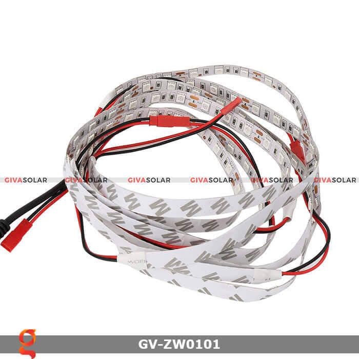 Dây đèn led quang hợp cho cây GV-ZW0101 7