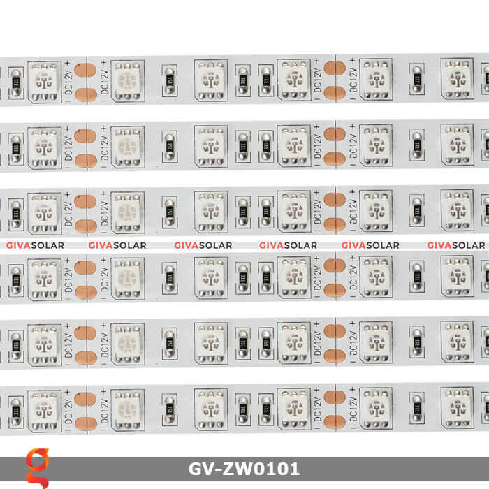 Dây đèn led quang hợp cho cây GV-ZW0101 9