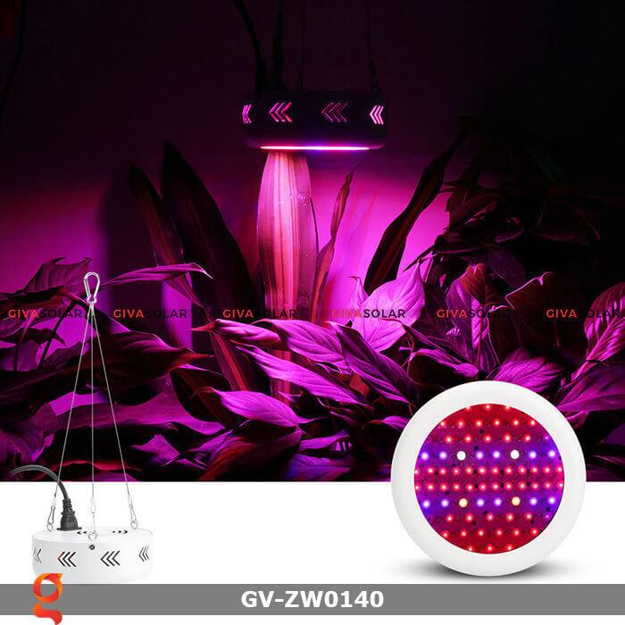 Đèn led quang hợp trồng cây GV-ZW0140 1