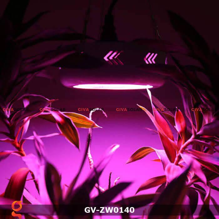 Đèn led quang hợp trồng cây GV-ZW0140 2