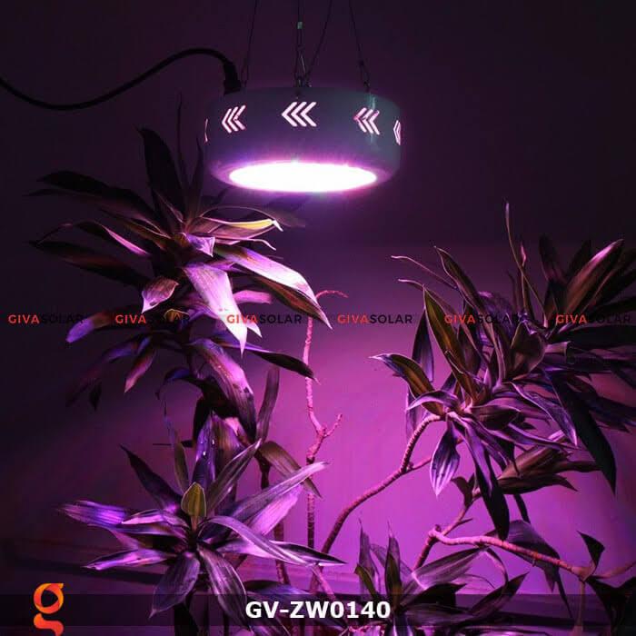Đèn led quang hợp trồng cây GV-ZW0140 3