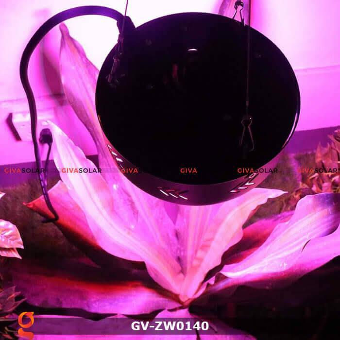Đèn led quang hợp trồng cây GV-ZW0140 4