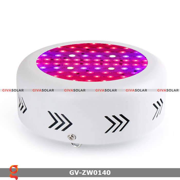 Đèn led quang hợp trồng cây GV-ZW0140 7