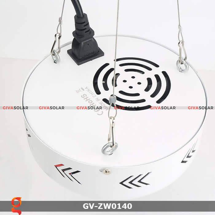 Đèn led quang hợp trồng cây GV-ZW0140 9