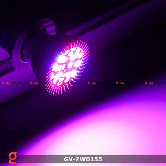 Đèn led quang hợp cho cây trồng GV-ZW0155 28W 4