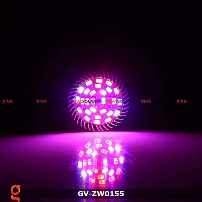 Đèn led quang hợp cho cây trồng GV-ZW0155 28W 5