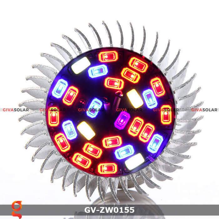 Đèn led quang hợp cho cây trồng GV-ZW0155 28W 6