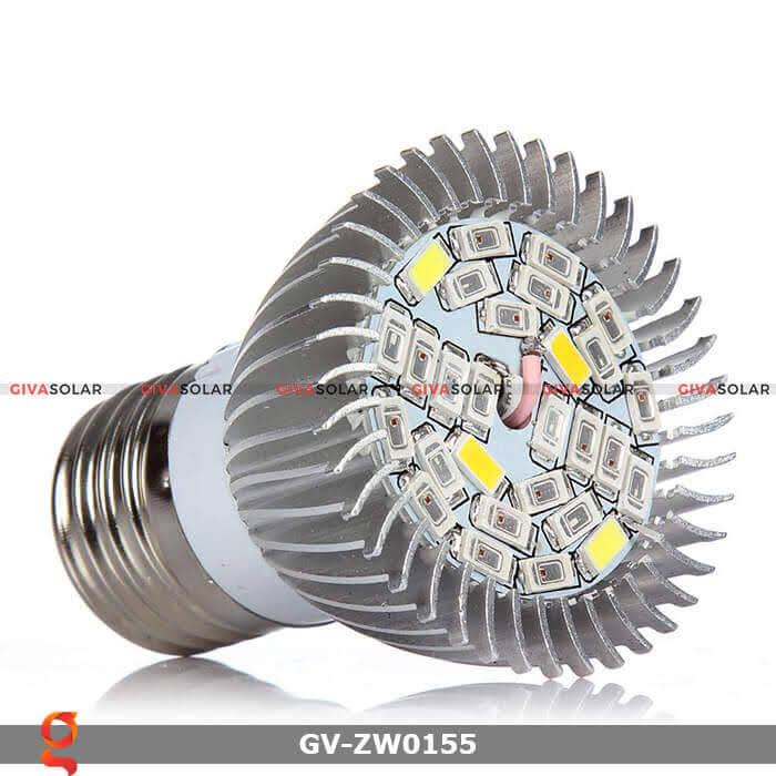 Đèn led quang hợp cho cây trồng GV-ZW0155 28W 8